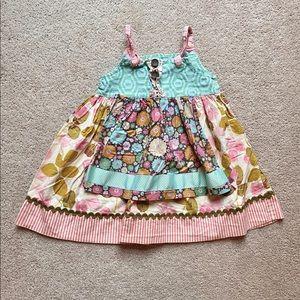 Platinum Matilda Jane Serena Knot Dress